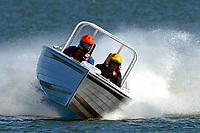 "JS-7 ""Rolling Thunder""   (Jersey Speed Skiff(s)"