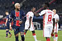 COLERE - ALTERCATION - 10 NEYMAR JR (PSG)<br /> Paris 24/11/2020<br /> PSG Paris Saint Germain - Leipzig <br /> Champions League 2020/2021<br /> Photo FEP / Panoramic / Insidefoto <br /> Italy Only