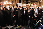 Protest in favor of same-sex marriage and equality, on november 7th, 2012 in Paris