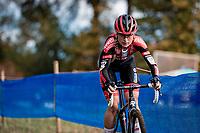 Denise Betsema (NED/Pauwels Sauzen-Bingoal)<br /> <br /> Koppenbergcross 2020 (BEL)<br /> <br /> ©kramon