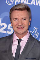 Christopher Dean<br /> celebrating the inspirational winners in this year's 25th Birthday National Lottery Awards, the search for the UK's favourite National Lottery-funded projects. The glittering National Lottery Awards show, hosted by Ore Oduba, is on BBC One at 11pm on Tuesday 19th November.<br /> <br /> ©Ash Knotek  D3527 15/10/2019