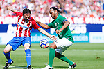 Ronaldinho Gaucho during the last match to be played by Atletico de Madrid at Vicente Calderon Stadium in Madrid, May 28, 2017. Spain.. (ALTERPHOTOS/Rodrigo Jimenez)