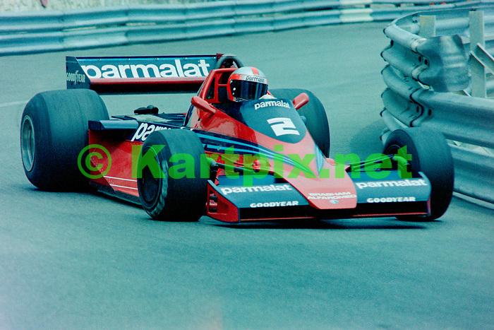 John Watson Grand Prix de Monaco 1978