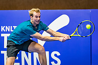 Alphen aan den Rijn, Netherlands, December 21, 2019, TV Nieuwe Sloot,  NK Tennis, Botic van de Zandschulp (NED)<br /> Photo: www.tennisimages.com/Henk Koster