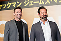 Hugh Jackman attends press conference for ''Logan'' in Japan