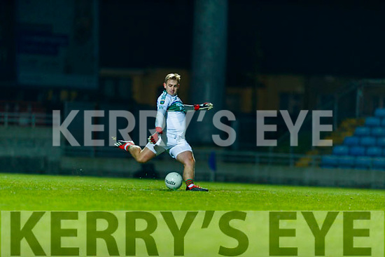 Stephen Cahillane, Mid Kerry during the Kerry County Senior Football Championship Final match between East Kerry and Mid Kerry at Austin Stack Park in Tralee on Saturday night.