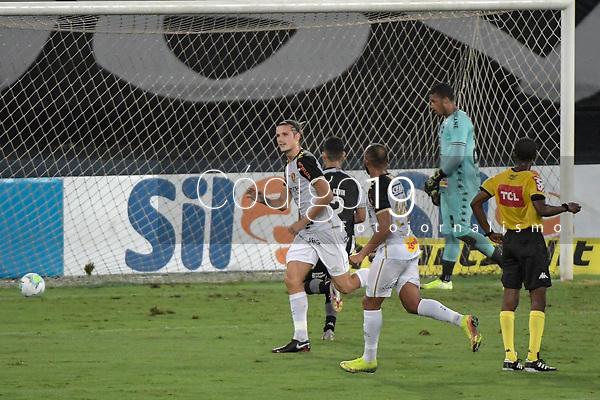 RIO DE JANEIRO (RJ) - 05/02/2021 - BOTAFOGO-SPORT - Iago Maidana, do Sport, comemora gol.  Partida entre Botafogo e Sport, válida pela 34ª rodada do Campeonato Brasileiro 2020, realizada no Estádio Nilton Santos (Engenhão), no Rio de Janeiro, nesta sexta (05).