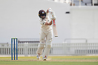 Ollie Pope drives on the walk during Surrey CCC vs Hampshire CCC, LV Insurance County Championship Group 2 Cricket at the Kia Oval on 30th April 2021
