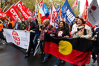 1 May Day March, Sydney CBD 03.05.15