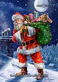 Marcello, CHRISTMAS SANTA, SNOWMAN, WEIHNACHTSMÄNNER, SCHNEEMÄNNER, PAPÁ NOEL, MUÑECOS DE NIEVE, paintings+++++,ITMCXM2175,#x#