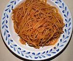 Spaghetti, Osteria d Centopoveri, Florence, Tuscany, Italy