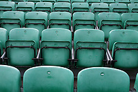General view of empty seats ahead of Essex CCC vs Yorkshire CCC, Specsavers County Championship Division 1 Cricket at The Cloudfm County Ground on 7th July 2019