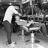 Barbershop<br />  in Siem Reap