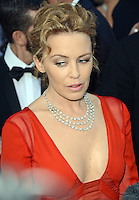 """Kylie Minogue attending the """"On the Road"""" Premiere during the 65th annual International Cannes Film Festival in Cannes, France, 23rd May 2012. ..Credit: Timm/face to face, / Mediapunchinc"""