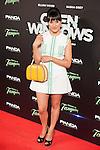 Irene Rubio attends `Open Windows´new film premiere at Palafox Cinemas in Madrid, Spain. June 30, 2014. (ALTERPHOTOS/Victor Blanco)
