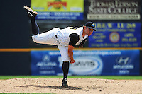 Trenton Thunder pitcher Tommy Kahnle (39) during game against the Erie SeaWolves at ARM & HAMMER Park on May 29 2013 in Trenton, NJ.  Trenton defeated Erie 3-1.  Tomasso DeRosa/Four Seam Images