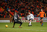 30.11.2018 Dundee Utd v Ayr Utd: Michael Moffat scores goal no 3