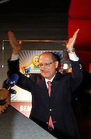 SÃO PAULO,SP,05 DEZEMBRO 2011 -PREMIO CRAQUE BRASILEIRO 2011<br />  O governador de São Paulo  Geraldo Alckimim durante entrega do premio craque do brasileiro 2011 no auditorio do Ibirapuera na zona sul de São Paulo.FOTO ALE VIANNA - NEWS FREE.