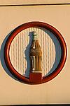 Coca-Cola Bottle Logo, Portland, Oregon