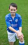 St Johnstone Academy U12's<br /> Kieran Forber<br /> Picture by Graeme Hart.<br /> Copyright Perthshire Picture Agency<br /> Tel: 01738 623350  Mobile: 07990 594431