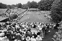 1984, Hilversum, Dutch Open, Melkhuisje, Overzicht Melkhuisje