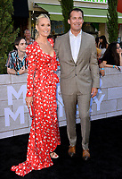 """LOS ANGELES, USA. June 11, 2019: Molly Sims & Scott Stuber at the premiere of """"Murder Mystery"""" at Regency Village Theatre, Westwood.<br /> Picture: Paul Smith/Featureflash"""
