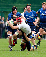 Saturday 4th September 20218 <br /> <br /> James McKillop during U18 Clubs inter-pro between Ulster Rugby and Leinster at Newforge Country Club, Belfast, Northern Ireland. Photo by John Dickson/Dicksondigital87