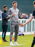 11.01.2020 Rangers v Lokomotiv Tashkent, Sevens Stadium, Dubai:<br /> Steven Gerrard
