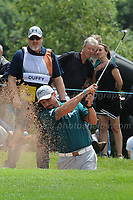 Boyzone band member Keith Duffy during The 2017 Celebrity Cup at the Celtic Manor Resort, Newport, South Wales, 01.07.2017<br /> <br /> <br /> Jeff Thomas Photography -  www.jaypics.photoshelter.com - <br /> e-mail swansea1001@hotmail.co.uk -<br /> Mob: 07837 386244 -