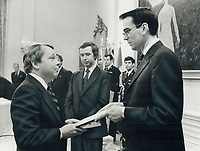 1979 FILE PHOTO - ARCHIVES -<br /> <br /> <br /> Crombie; David <br /> <br /> Bezant, Graham<br /> Picture, 1979, English<br /> <br /> 1979,<br /> <br /> PHOTO : Graham Bezant - Toronto Star Archives - AQP