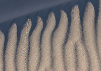Great Sand Dunes National Park - dune closeup with animal tracks.<br /> <br /> Canon EOS 5D, 70-200 f/2.8L lens with 1.4x teleconverter