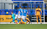 St Johnstone U20 v Motherwell U20…03.10.16.. McDiarmid Park   SPFL Development League<br />