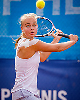 Amstelveen, Netherlands, 1 August 2020, NTC, National Tennis Center, National Tennis Championships,  womens single final: Bente Spee (NED)