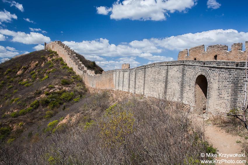 Great Wall of China, Jinshanling Section, Beijing