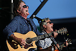 The Rowan Brothers perform at the 8th Annual Concert Under the Stars in Carson City, Nev., on Thursday, July 14, 2016.<br />
