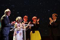 Gala Francois-Michelle 2016<br /> <br /> PHOTO : Pierre Roussel - Agence Quebec Presse