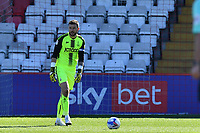Richard O'Donnell of Bradford City AFC during Stevenage vs Bradford City, Sky Bet EFL League 2 Football at the Lamex Stadium on 5th April 2021