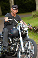 Pete Tomkins, Virginia Water , Surrey  ,   May  2012 pic copyright Steve Behr / Stockfile