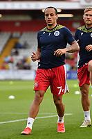 Elliott List of Stevenage FC during Stevenage vs Watford, Friendly Match Football at the Lamex Stadium on 27th July 2021