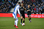 Leganes vs Real Madrid Marco Asensio during Copa del Rey  match. A quarter of final go. 20180118.