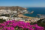 Spain, Gran Canaria, Puerto Rico: Resort and beach | Spanien, Gran Canaria, Puerto Rico: Strand