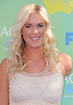 Bethany Hamilton at The Fox 2011 Teen Choice Awards held at Gibson Ampitheatre in Universal City, California on August 07,2010                                                                               © 2011 Hollywood Press Agency