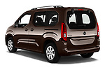 Car pictures of rear three quarter view of 2019 Opel Combo-Life Innovation 5 Door Mini Mpv Angular Rear