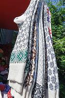 Verkauf vonStrickwaren in Jurmala-Majori, Lettland, Europa