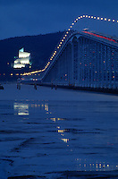 China, Macao, Brücke nach Taipa