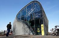 Nederland  Amsterdam  2020.   Architectuurcentrum Arcam. Het gebouw is ontworpen door Rene van Zuuk.  Foto : ANP/ HH / Berlinda van Dam
