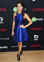 WEST HOLLYWOOD, CA, USA - NOVEMBER 13: Jessica Meraz arrives at the Latina Magazine's '30 Under 30' Party held at SkyBar at the Mondrian Los Angeles on November 13, 2014 in West Hollywood, California, United States. (Photo by Xavier Collin/Celebrity Monitor)