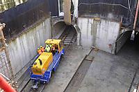 - Milan, site for construction of new subway line number 5<br /> <br /> - Milano cantiere per la costruzione della nuova linea 5 della metropolitana