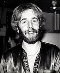 Andrew Gold backstage at the bottom Line, April 1978