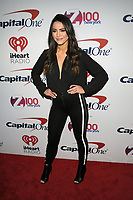 NEW YORK, NY - DECEMBER 8: Andi Dorfman at Z100's Jingle Ball 2017 at Madison Square Garden in New York City, Credit: John Palmer/MediaPunch /nortephoto.com NORTEPHOTOMEXICO